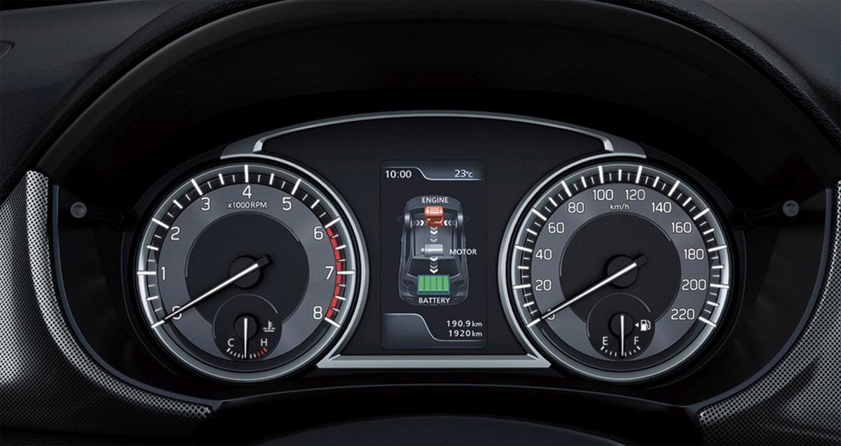 Suzuki Vitara 48v 2020 15